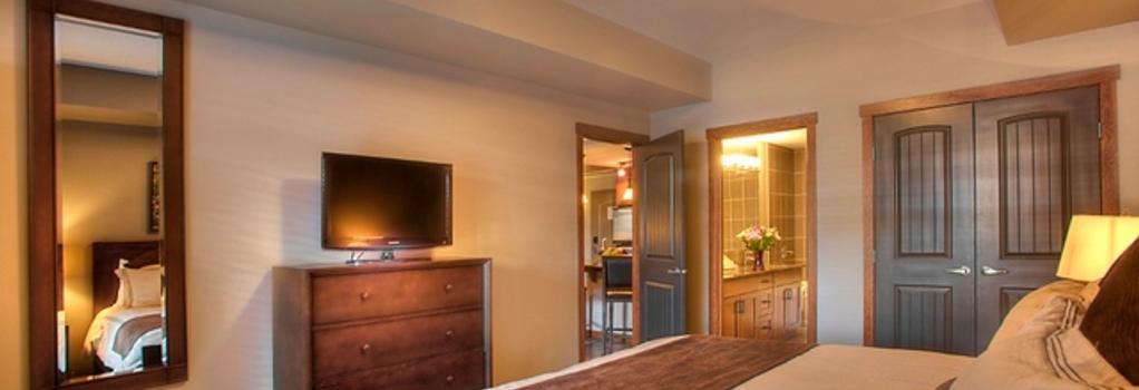 Stoneridge Mountain Resort By Clique - Canmore - Bedroom