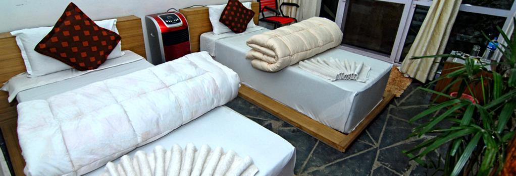Gantavya Resort - Pokhara - Bedroom