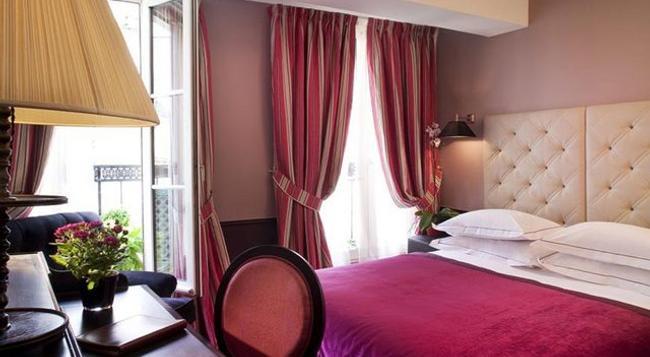 Hotel Lenox - Paris - Bedroom