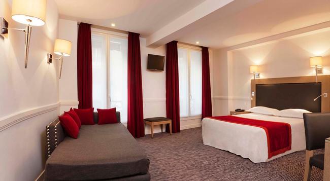 Hotel Elysées Flaubert - Paris - Bedroom