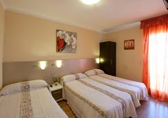 Hostal Barcelona - Barcelona - Bedroom