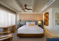 The Surfjack Hotel & Swim Club - Honolulu - Bedroom
