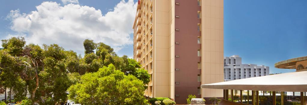 Pagoda Hotel - Honolulu - Building