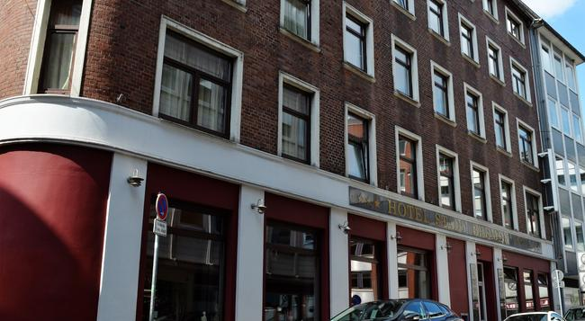 Hotel Stadt Bremen Garni - Bremen - Building
