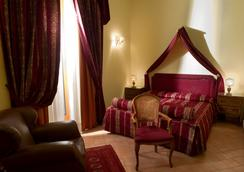 Chiaja Hotel de Charme - Naples - Bedroom