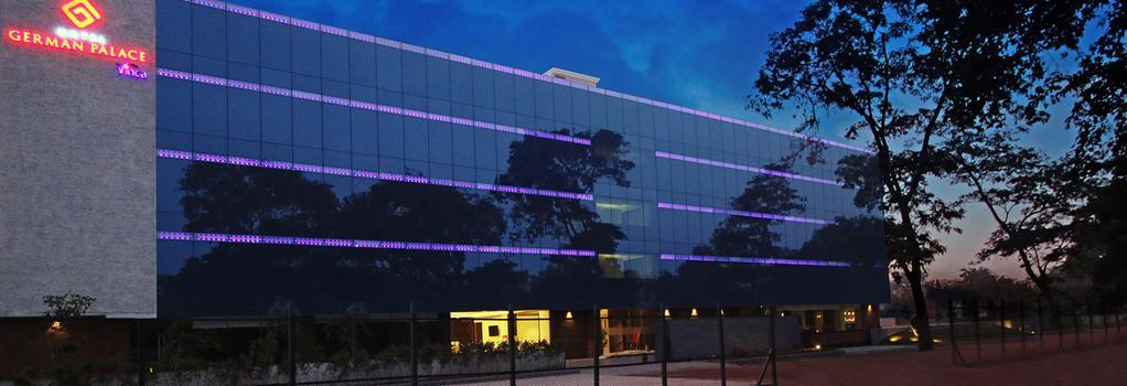 Hotel German Palace - Ahmedabad - Building