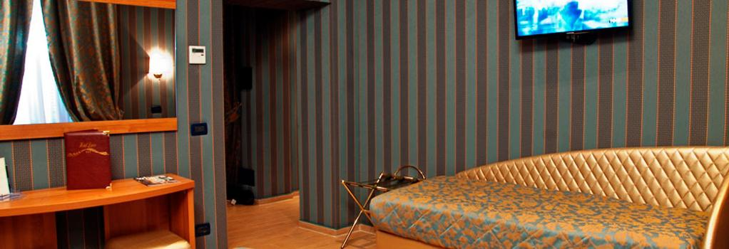 Hotel Lirico - Rome - Bedroom