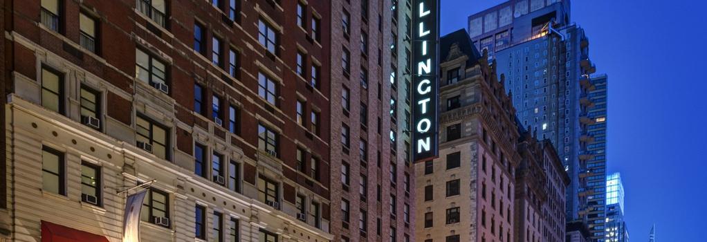 Wellington Hotel - New York - Building