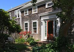 The Chestnut House - Nantucket - Building