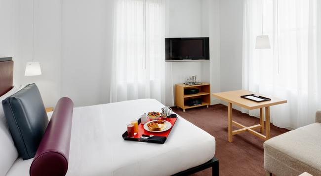 Bryant Park Hotel - New York - Bedroom