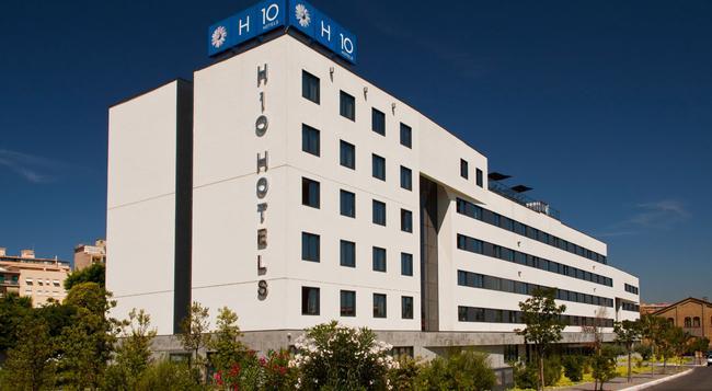 H10 Roma Citta - Rome - Building