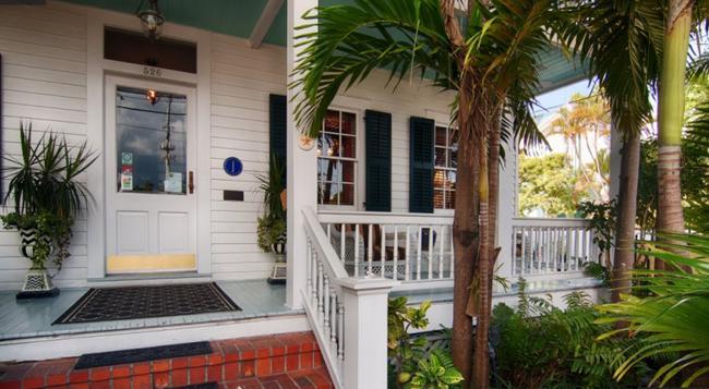 The Gardens Hotel - Key West - Building