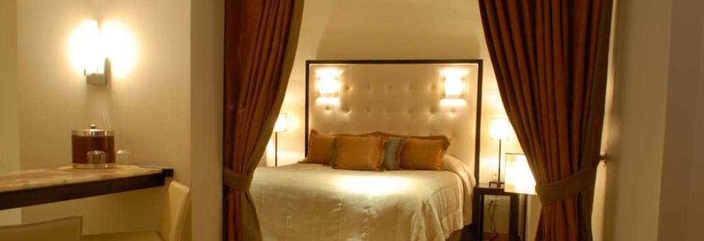 El Cervantes Hotel - San Juan - Bedroom