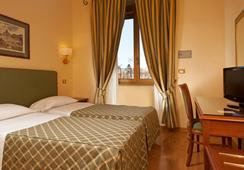 Hotel Colosseum - Rome - Bedroom