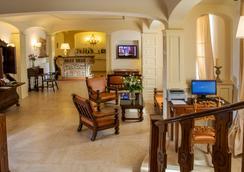 Hotel Colosseum - Rome - Lobby