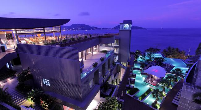 Kalima Resort And Spa - Patong - Building