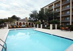 Courtyard by Marriott Dallas Medical Market Center - Dallas - Pool