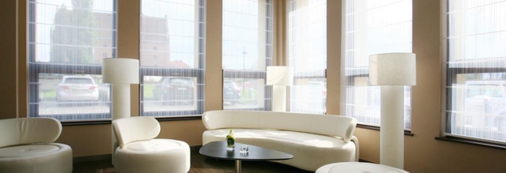 Qubus Hotel Gdansk - Gdańsk - Lobby