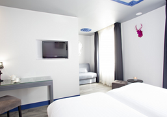 Hotel Mademoiselle - Paris - Bedroom