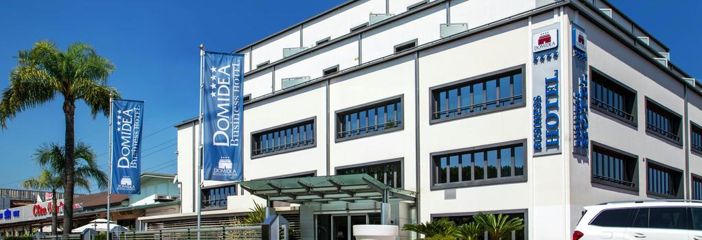 Hotel Domidea - Rome - Building