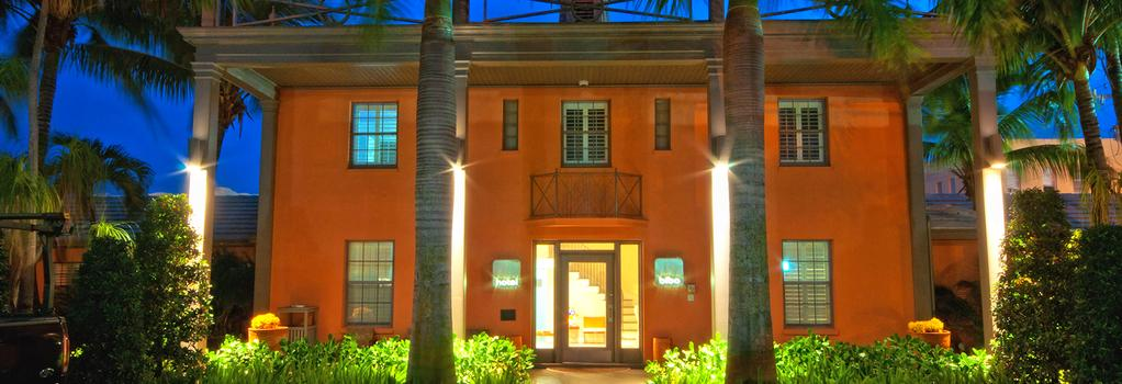 Hotel Biba - West Palm Beach - Building