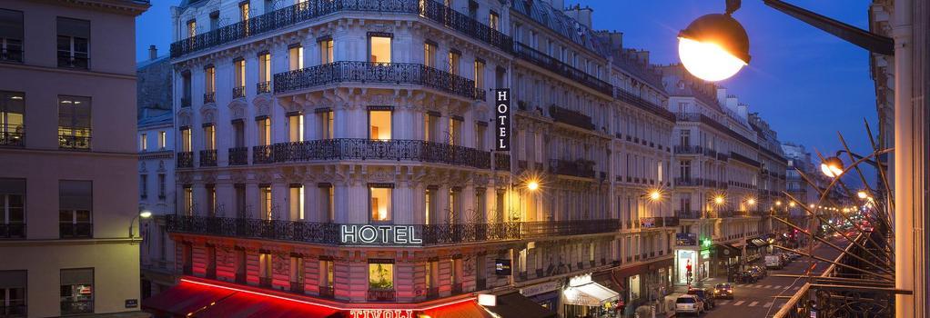 Hôtel Excelsior Opéra - Paris - Building