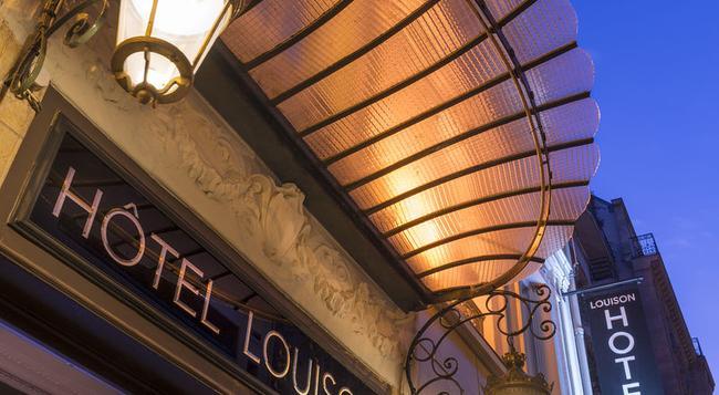Hotel Louison - Paris - Building