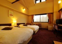 Hakuba Yamano Hotel - Hakuba - Bedroom