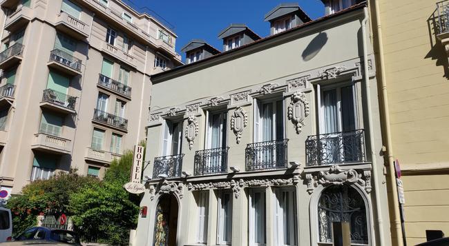 Hotel les Cigales - Nice - Building