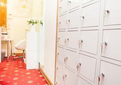 Hostels Rus - Strastnoy Bulvar - Moscow - Front desk