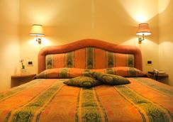 Villa Delle Rose Hotel - Rome - Bedroom