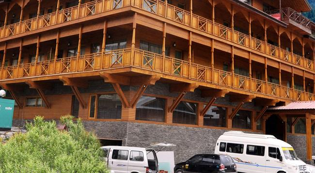 Sandhya Resort & Spa - Manali - Building