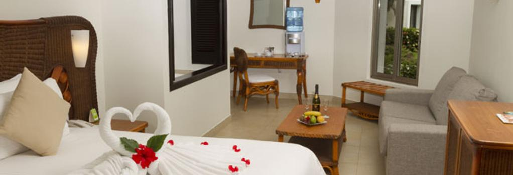 Sandos Caracol Eco Resort Select Club Adults Only - Playa del Carmen - Bedroom