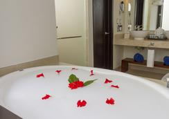 Sandos Caracol Eco Resort - Select Club - All Incl - Playa del Carmen - Bedroom