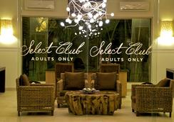 Sandos Caracol Eco Resort - Select Club - All Incl - Playa del Carmen - Lobby