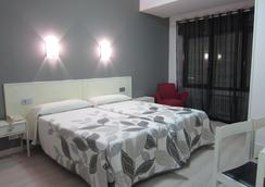 Hotel Acebos Azabache Gijón - Gijon - Bedroom