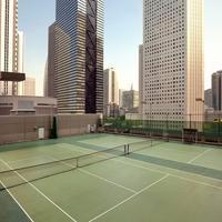 Hilton Tokyo Tennis Court