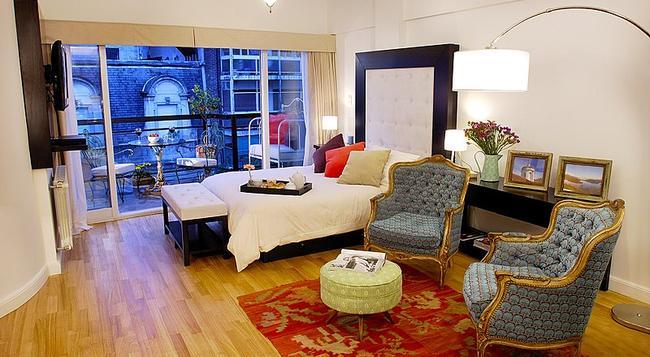 Poetry Building Recoleta - Buenos Aires - Bedroom