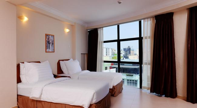 Champa Central Hotel - Male - Bedroom