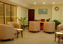 Champa Central Hotel - Male - Lobby