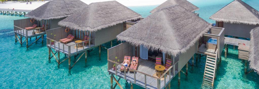 Meeru Island Resort & Spa - Meerufenfushi - Bedroom