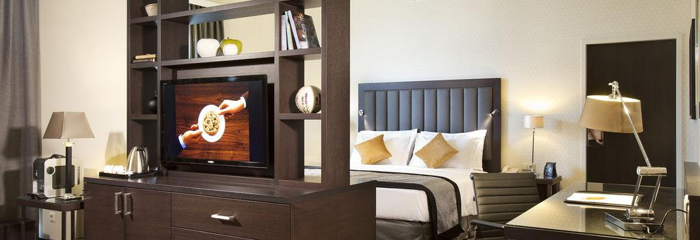 DoubleTree by Hilton Luxembourg - Luxembourg - Bedroom