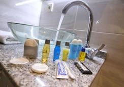Kugu Residence - Izmir - Bathroom