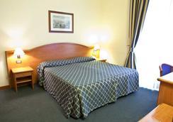 Hotel Amadeus - Rome - Bedroom