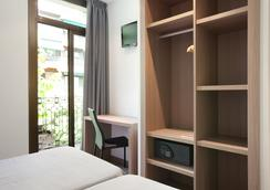 Hostal Centric - Barcelona - Bedroom