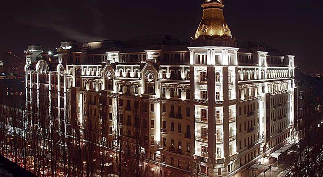 Premier Palace - Kiev - Building
