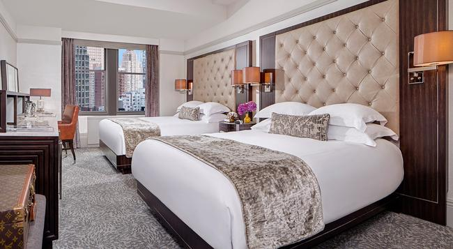 Westhouse Hotel New York - New York - Bedroom
