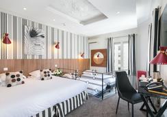 Hôtel Brice Garden Nice - Nice - Bedroom