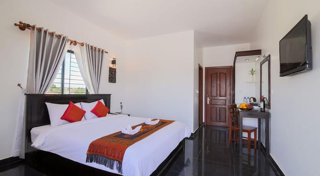 MD Boutique Hotel - Siem Reap - Bedroom