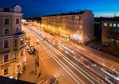 Zizu Hotel - Saint Petersburg - Outdoor view